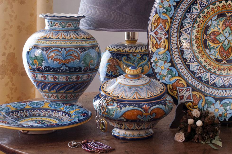 I colori della ceramica umbra - UMBRIATIME